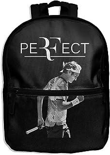 Mochila para niños Particular Roger Federer Escuela Senderismo Viaje Bolsa de Hombro Mini Daypack Para Niños Niñas