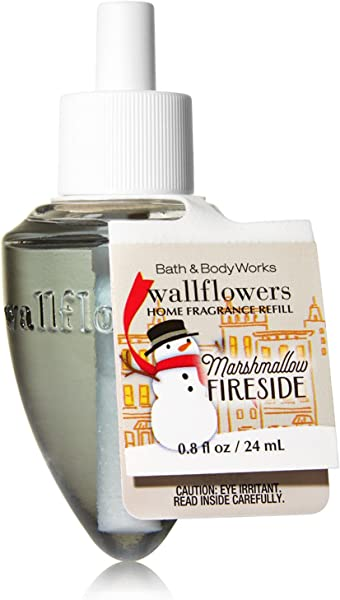 Bath Body Works Wallflowers Fragrance Refill Bulb Marshmallow Fireside