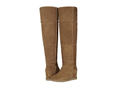 UGG Classic Femme Over-the-Knee (Chestnut) Women