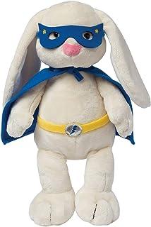 Manhattan Toy 155330 Superhero Bunny Stuffed Animal Toy