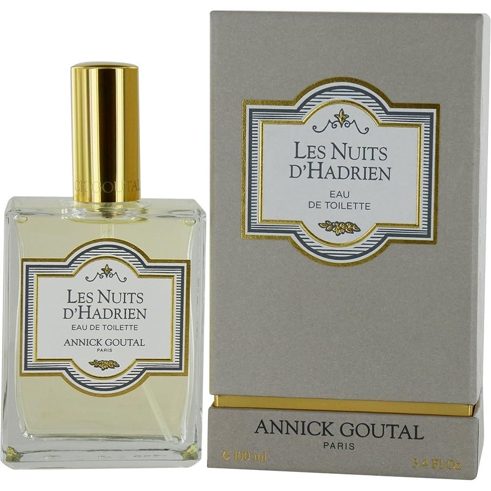 離れてクリーム思慮のないLes Nuits DHadrien Eau De Toilette Spray (New Packaging) - 100ml/3.4oz