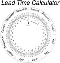 Lead Time Date Calculator