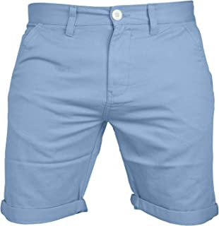 westAce Mens Chino Shorts Casual 100% Cotton Cargo Combat Half Pant Summer Jeans New