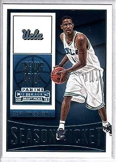 Basketball NBA 2015-16 Panini Contenders Draft Picks Season Ticket #91 Trevor Ariza #91 NM+