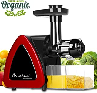 Best commercial triturating juicers Reviews
