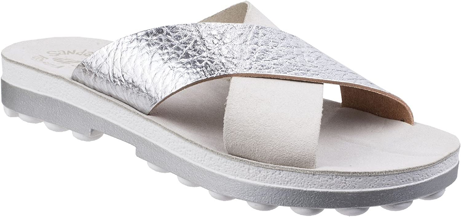 fantasyc Donna' Charis Slip-on Cross Over Cinghia Estate Seali