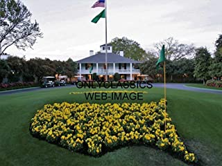 OnlyClassics The Masters Tournament Augusta National Golf Course 12X16 Photo Poster PGA Tour