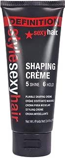 SEXYHAIR Style Shaping Crème, 3.4 Fl Oz
