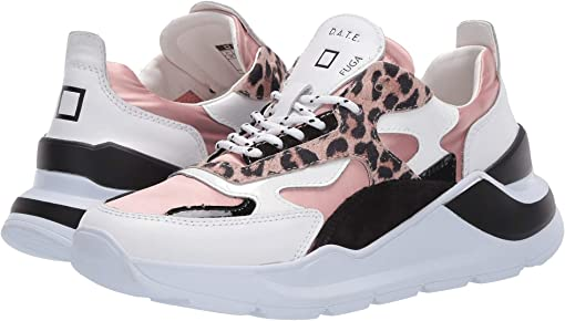 Leopard Pink/Sand