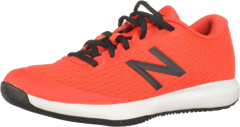 New Balance Kids' 996 V4 Tennis Shoe