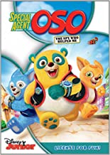 Disney Special Agent Oso: The Spy Who Helped Me