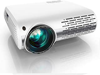 YABER Y30 Native 1080P Projector 8000L Full HD Video Projector 1920 x 1080, ±50° 4D Keystone Correction Support 4k & Zoom,...