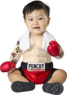 Baby Boys' Bruiser Costume Boxer Costume