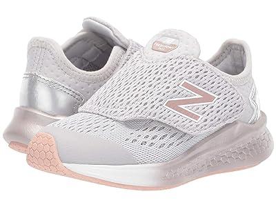 New Balance Kids Fresh Foam Fast (Infant/Toddler) (Summer Fog/Champagne Metallic) Girls Shoes