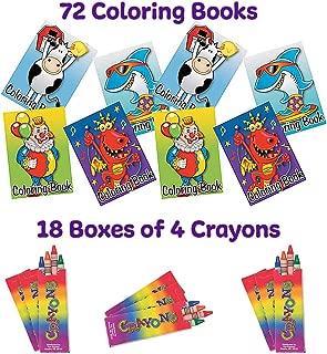 Best coloring books party favors Reviews