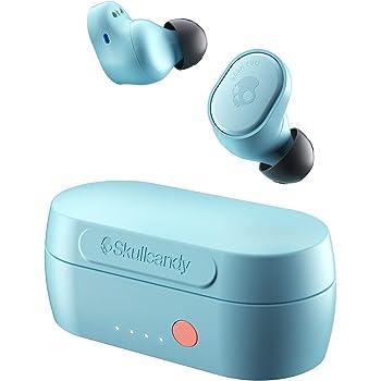 SKULLCANDY Audifonos Inalámbrico SESH EVO True Wireless IN-Ear IN Ear, Tala Única, Azul (Bleached Blue)