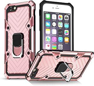 iPhone 6 Case | iPhone 6s Case | Kickstand | [ Military Grade ] 15ft. SGS Anti Drop Tested Protective Case | Compatible fo...