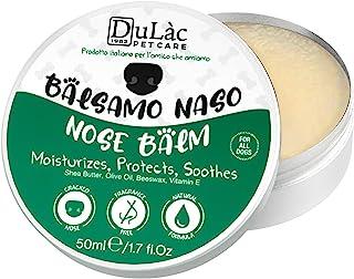Crema Naso Cane Naturale Dulàc Pet Care 50 ml Made in Italy - Crema per Naso dei Cani Idratante, Ripara e Protegge, Senza ...