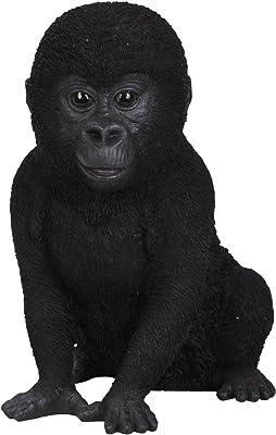 Vivid Arts Petit Gorille, Ornement en Résine