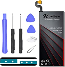 uowlbear Replacement S7 Battery for Samsung Galaxy S7...