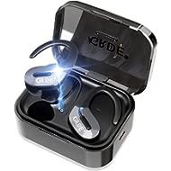 Wireless Earbuds, Bluetooth 5.0 Headphones True Wireless Earbuds Sports in-Ear TWS Stereo HiFi...