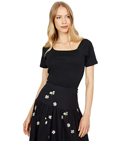 Madewell Square-Neck Baby Tee