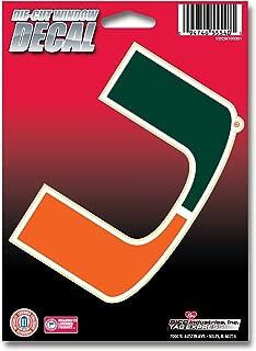 Rico NCAA Die-Cut Window Decal