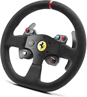 Thrustmaster Ferrari 599XX EVO Wheel Add-On, Alcantara Edition (4060071) for PS4, PS3, Xbox One & PC