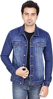 fc742dd6e Denim Men's Jackets: Buy Denim Men's Jackets online at best prices ...