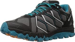 SCARPA Mens Proton GTX Trail Running Shoe-M_K Proton GTX Trail Running Shoe Grey Size: