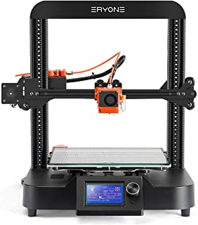 Stampante 3D Eryone ER 20, sensore letto autolivellante, stampante 3D super silenziosa con TMC2209, potente scheda madre a...