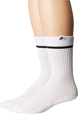 Sneaker Sox Essential Crew Socks 2-Pair Pack