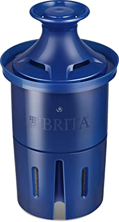 Brita Longlast Water Filter, Longlast Replacement Filters for Pitcher and Dispensers, Reduces Lead, BPA Free – 1 Count