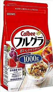 [Amazonブランド] SOLIMO カルビー フルグラ 1000g × 6袋