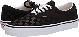 (Deboss Checkerboard) Black/True White