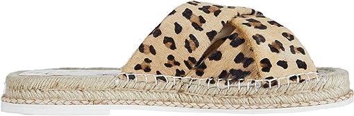 Leopard Cow Hair