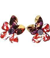 Kate Spade New York - Petal Pushers Statement Studs Earrings