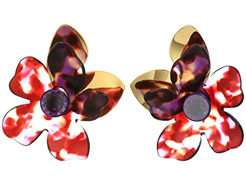 Kate Spade New York Petal Pushers Statement Studs Earrings