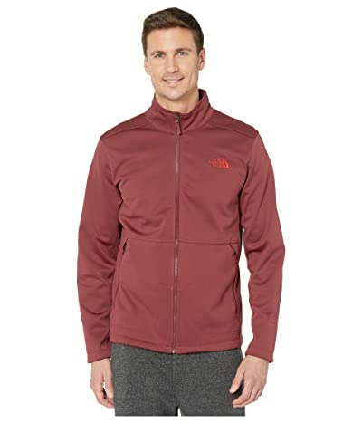 The North Face Apex Canyonwall Jacket (Barolo Red) Men
