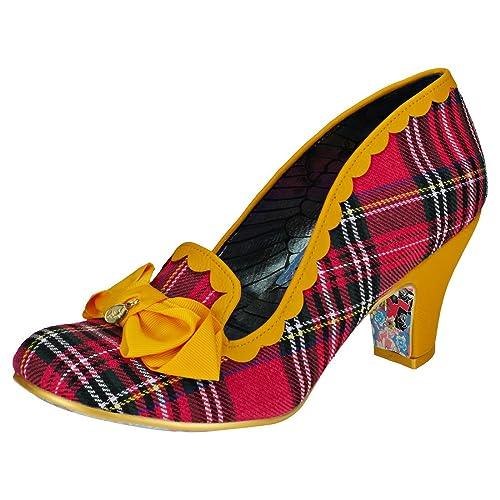 1f43c3d6ed59 Irregular Choice Kanjanka Womens Shoes
