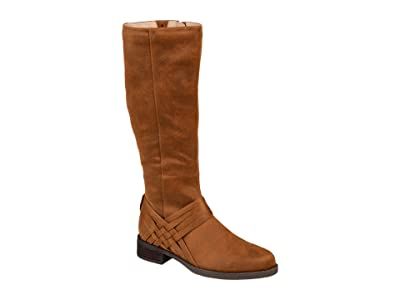 Journee Collection Meg Boot Wide Calf Women