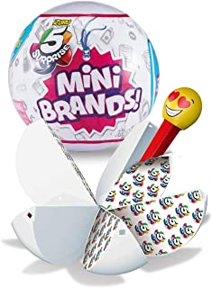 5 Surprise Mini Brands Collectable Capsule