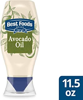 Best Foods Squeeze Mayonnaise Dressing, Avocado Oil with a hint of Lime, 11.5 oz