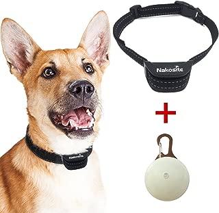 Nakosite PET2433 El Mejor Collar Anti-Ladridos, Collar Frena