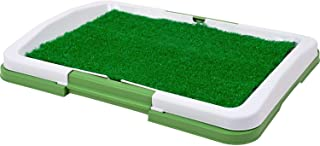 Mumoo Bear Puppy Potty Trainer Pad Indoor Outdoor Fake Grass Toilet For Puppy Training