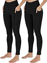 Toreel Yoga Pants with Pockets for Women High Waist Workout Leggings with Pockets
