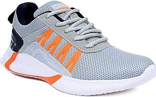 Camfoot Men's (9310) Grey Casual Sports Running Shoes