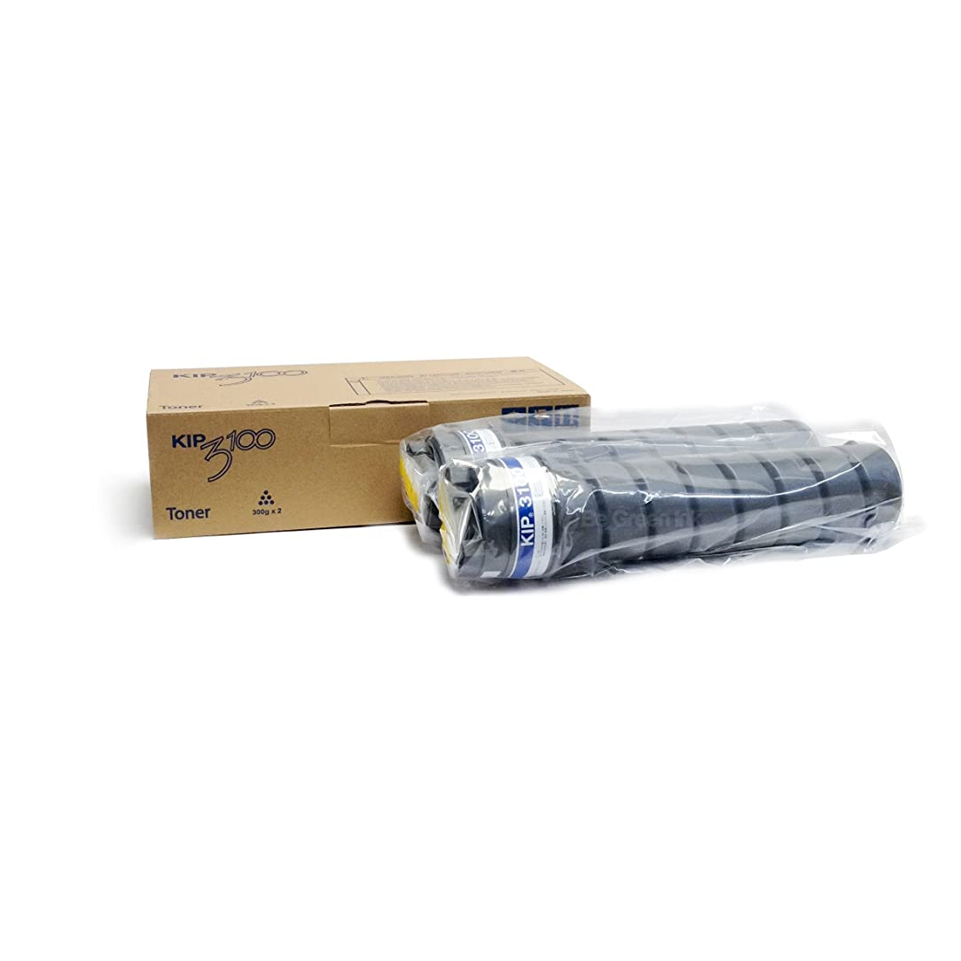KIP 3100 Original Genuine Toner (bx/2)