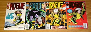 Rogue #1-4 VF/NM complete comic book series (X-Men spin-off) ; Marvel
