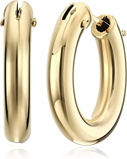 6220a25103e86 Amazon.com: Exclude Add-on - Hoop / Earrings: Clothing, Shoes & Jewelry